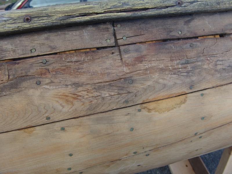 Rotten Planking