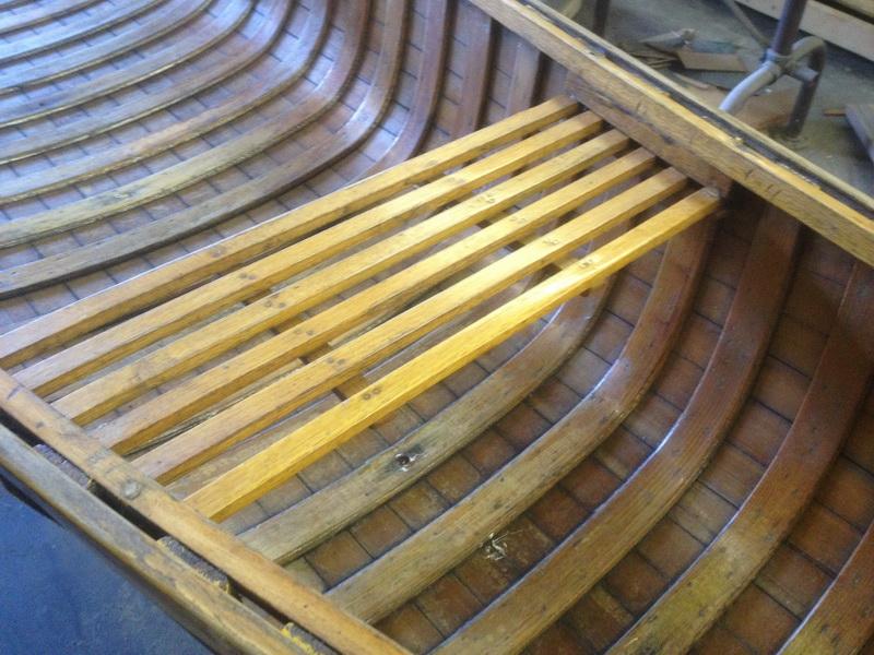 Canoe Slat Seat