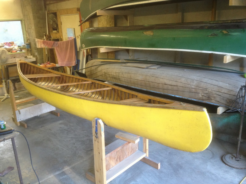 Campbell River Canoe