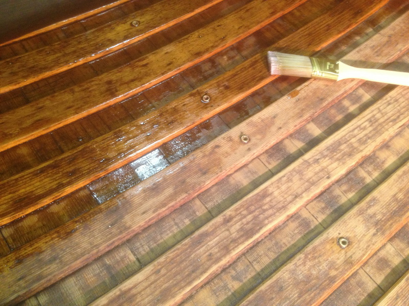 Canoe Varnish