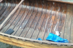 Stripping Old Canoe Varnish