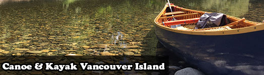 A Guide to Freshwater Canoe & Kayak Paddling on Vancouver Island