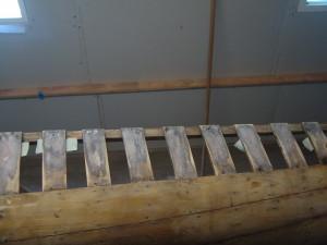Fiberglass Rib Repair