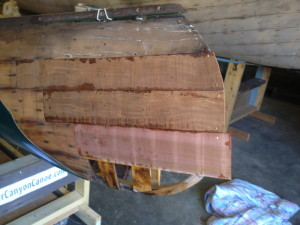 Planking Repair