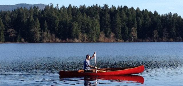 Checking a Chestnut - Bob's Special - Copper Canyon Canoe